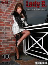 Elegance, Sex & Heels Vol.08: Feet Fetish Photos from Lady B.