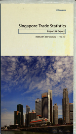 Singapore Trade Statistics