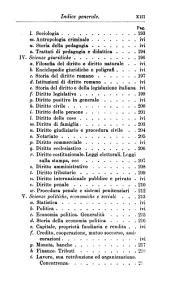 I migliori libri italiani, consigliati da cento illustri contemporanei: Parte I. Consigli. Parte II. Catalogo sistematico. Parte III. Indice alfabetico