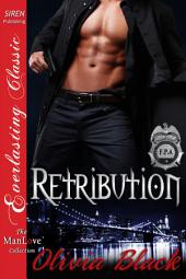 Retribution [Federal Paranormal Agency 3]