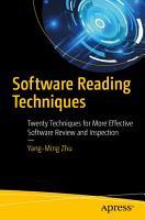Software Reading Techniques PDF
