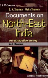 Documents on North-East India: Meghalaya