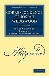 Correspondence Of Josiah Wedgwood Book PDF
