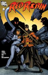 Red Robin (2009-) #8