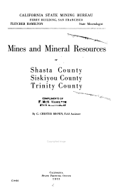 Report of the State Geologist