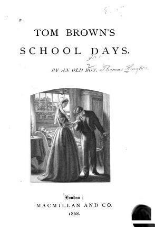 Tom Brown s School Days PDF