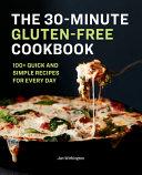 Download The 30 Minute Gluten Free Cookbook Book