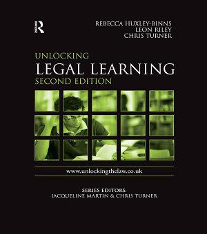 Unlocking Legal Learning PDF