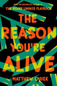 The Reason You re Alive Book