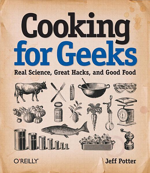 Download Cooking for Geeks Book