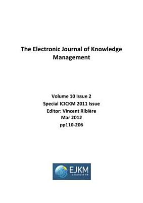 Electronic Journal of Knowledge Management PDF