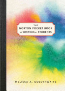 The Norton Pocket Book Of Writing By Students Book PDF