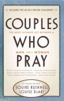 Couples Who Pray Book PDF