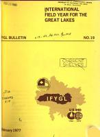 Proceedings of the IFYGL Wrap Up Workshop  October 2 5  1977 PDF