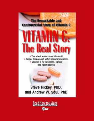 Vitamin C  the Real Story PDF