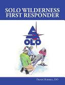 SOLO Wilderness First Responder PDF