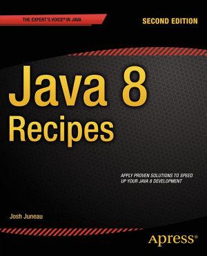Java 8 Recipes PDF