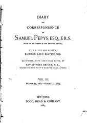 Diary and Correspondence of Samuel Pepys: Volume 2