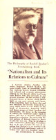 The Philosophy of Rudolph Rocker s Forthcoming Book   Nationalism and Its Relations to Culture    PDF
