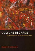 Culture in Chaos PDF