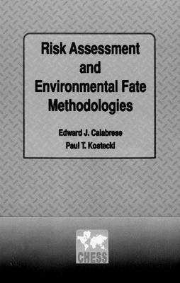Risk Assessment and Environmental Fate Methodologies PDF