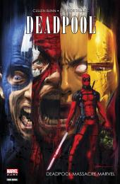 DEADPOOL: DEADPOOL MASSACRE MARVEL