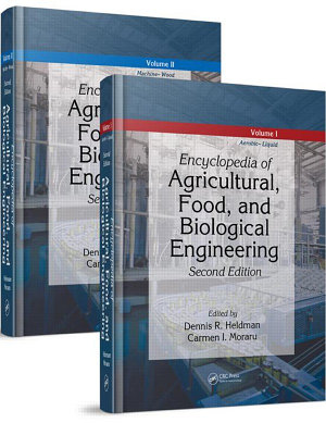 Encyclopedia of Agricultural  Food  and Biological Engineering PDF