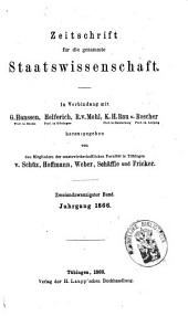 Journal of institutional and theoretical economics: Band 22