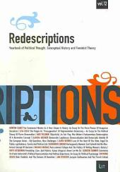 Redescriptions: Yearbook of Political Thought, Conceptual History and Feminist Theory