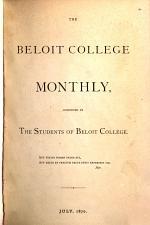 Beloit College Monthly