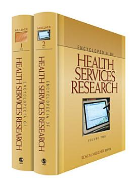Encyclopedia of Health Services Research PDF
