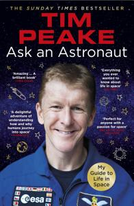 Ask an Astronaut Book