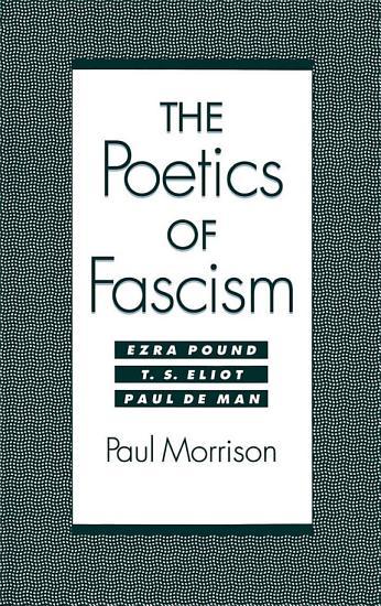 The Poetics of Fascism PDF