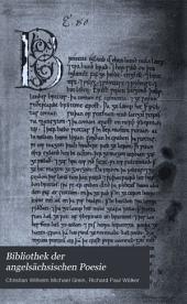 Bibliothek der angelsächsischen Poesie: Bd.] Das Beowulfslied nebst den kleineren epischen, lyrischen, didaktischen und geschichtlichen Stücken. Hrsg. von R. P. Wülcker