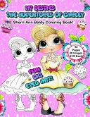 My Besties The Adventures of Carley Sherri Ann Baldy Coloring Book