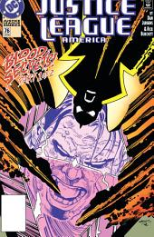 Justice League America (1987-) #76