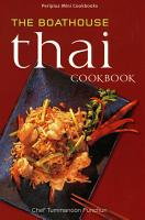 Mini The Boathouse Thai Cookbook PDF