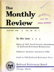 The RRB Quarterly Review PDF