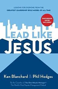 Lead Like Jesus Book