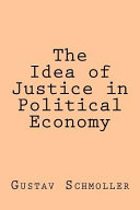 The Idea of Justice in Political Economy PDF