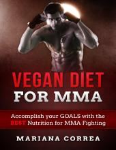 Vegan Diet for Mma