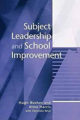 Subject Leadership and School Improvement PDF