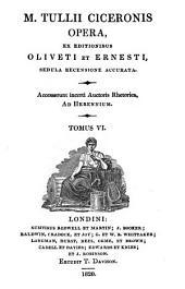 Orationes