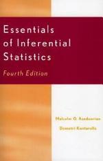 Essentials of Inferential Statistics