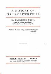 A History of Italian Literature