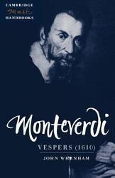 Monteverdi Vespers 1610  Book PDF