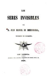 Los seres invisibles