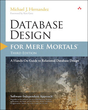 Database Design for Mere Mortals PDF