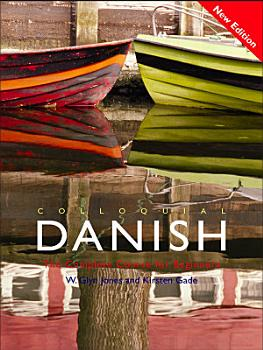 Colloquial Danish  eBook And MP3 Pack  PDF