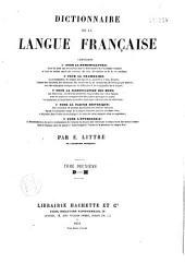 Dictionnaire de la langue française...